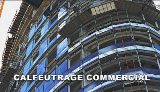 Calfeutrage Commercial